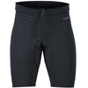 NRS M's HydroSkin 0.5 Shorts Charcoal Heather